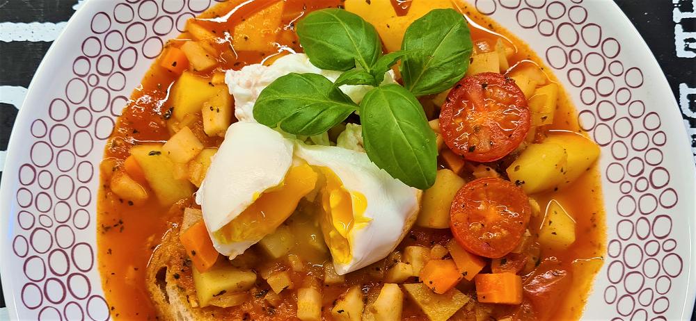 Aquacotta, czyli toskańska zupa warzywna